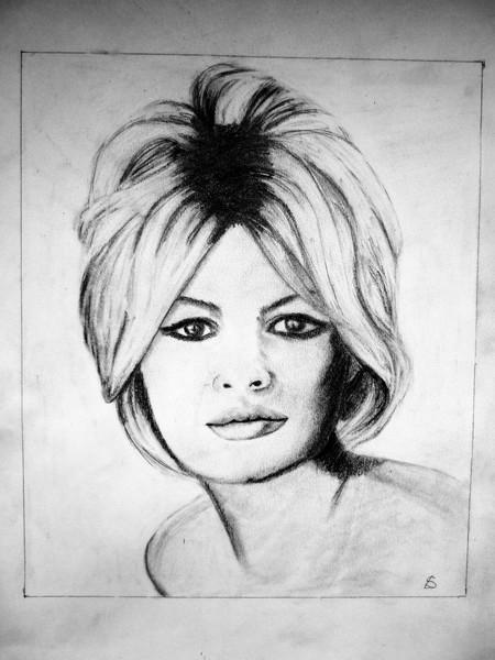 Brigitte Bardot by sev